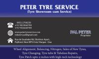 Peter Tyre Service - Tyre Shop in Margao